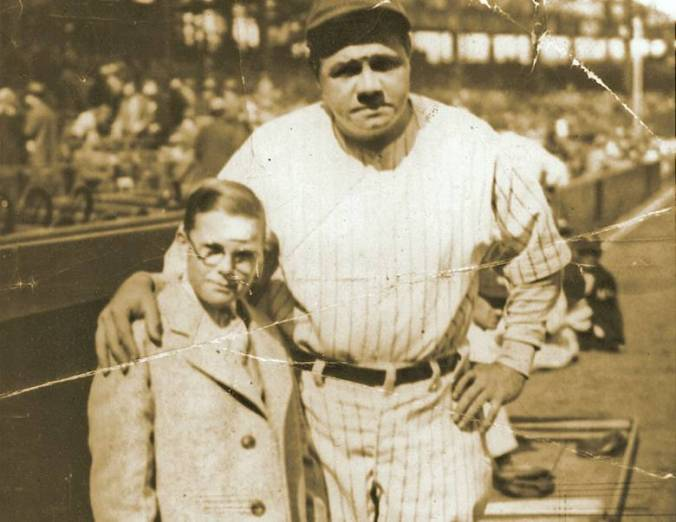 Johhny and the Babe