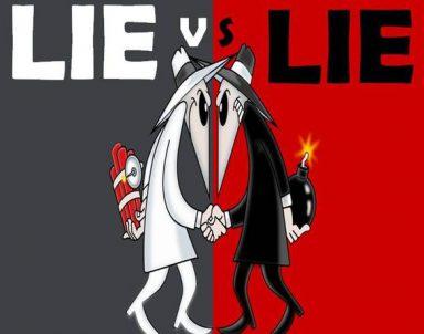 Lie vs Lie