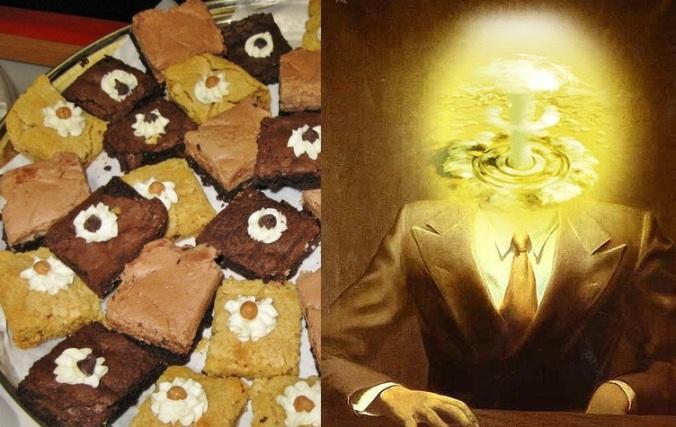 brownies explosion