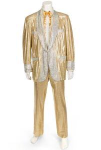 And they weren't even Elvis' pants...