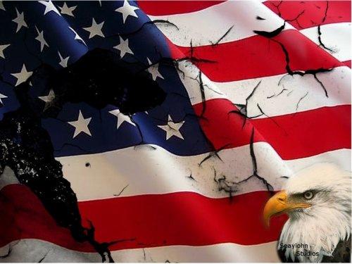 america falling apart essay