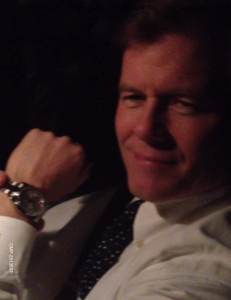 Virginia Governor McDonnell shows off the luxury watch he got as a gift from a businessman he barely knew who expected expected nothing in return...