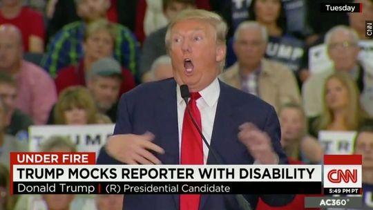Trump-Mocks-Disabled-Reporter-CNN-USA-Today