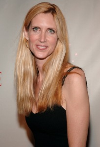 Ann Coulter: Take seriously at your own risk. Just like Donald Trump...
