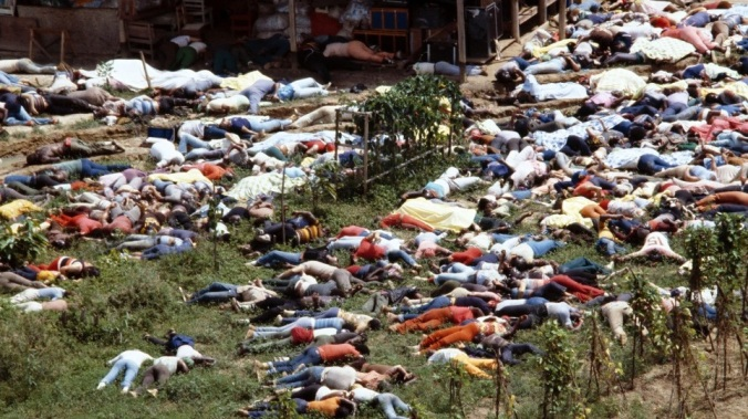 FLASHBACK: Jonestown combats climate change