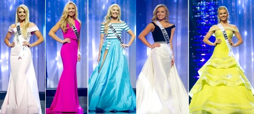 Miss-Teen-USA-2016 five