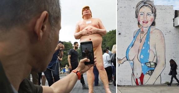 Naked Trump