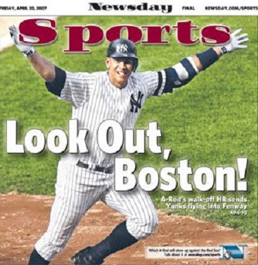 newsday-AROD