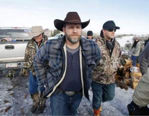 Ammon Bundy. Nice look...that last name is a problem, though.