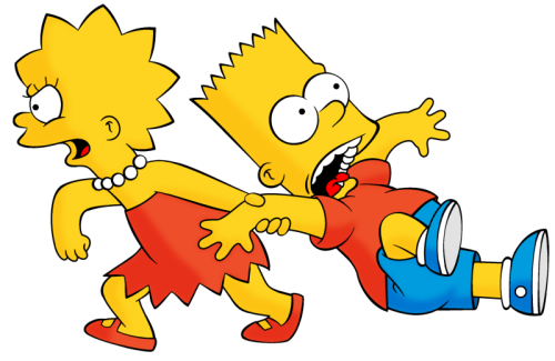 bart-and-lisa