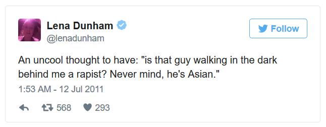 Dunham tweet