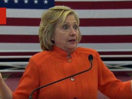 Hillaryshrug