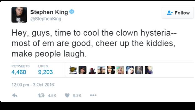 king-tweet