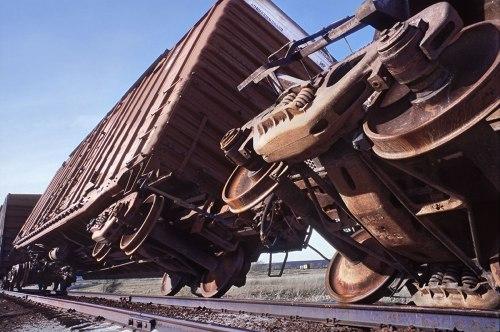 train wreck - b