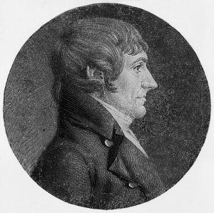 William Plumer---the first faithless elector. Jerk.