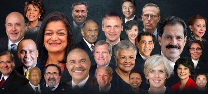 democrats-boycott-trump