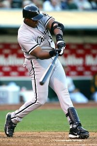 An ethics whiff for Frank Thomas