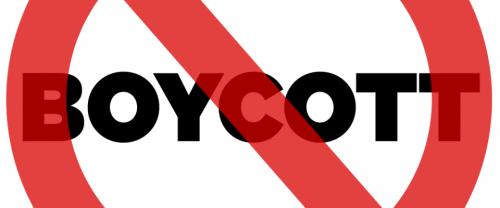 boycotts