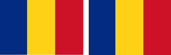 CHAD Flag Ethics Alarms - Chad flag