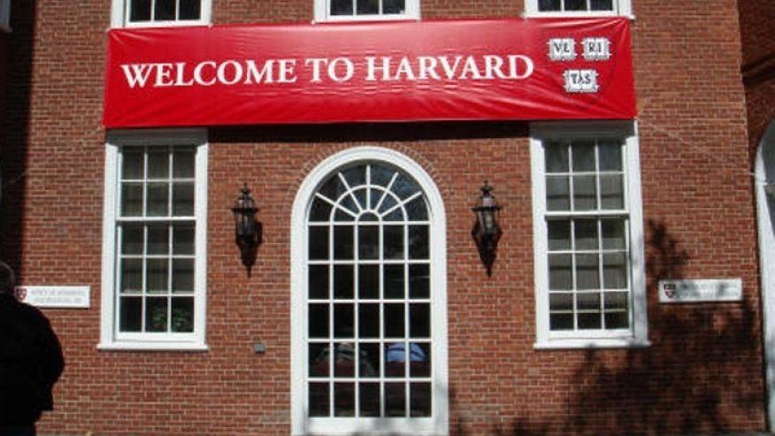 Harvard welsome
