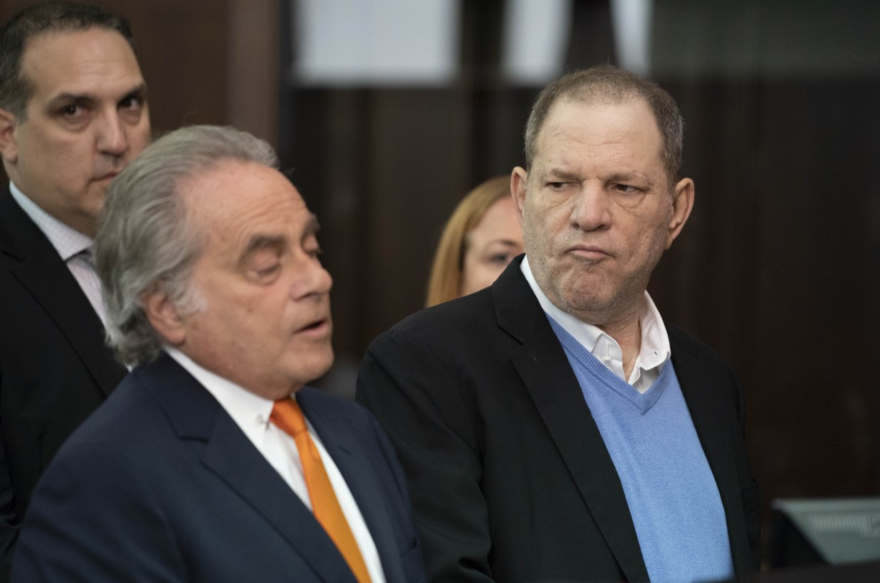 Unethical And Stupid Quote Of The Month Harvey Weinstein Defense Attorney Benjamin Brafman Ethics Alarms