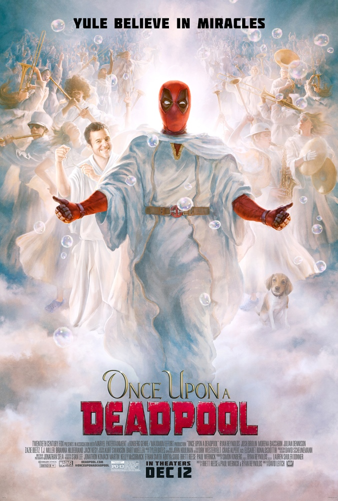 Movie Poster Ethics: Is This Good Parody, Bad Taste, Blasphemy Or ...
