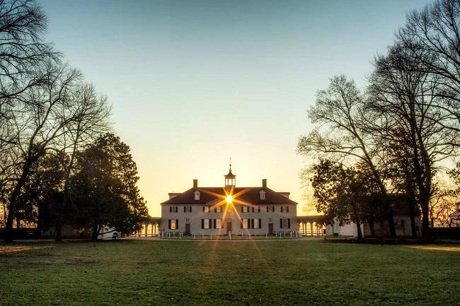 Mount Vernon morning