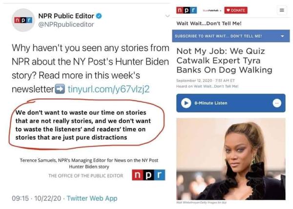 NPR screenshot