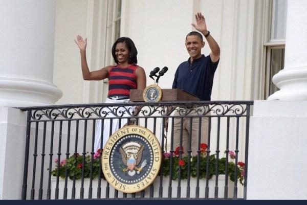 Obama Balcony 2