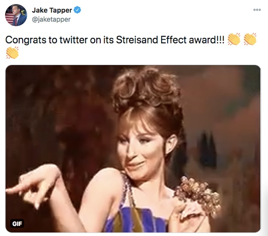 Tapper Streisand