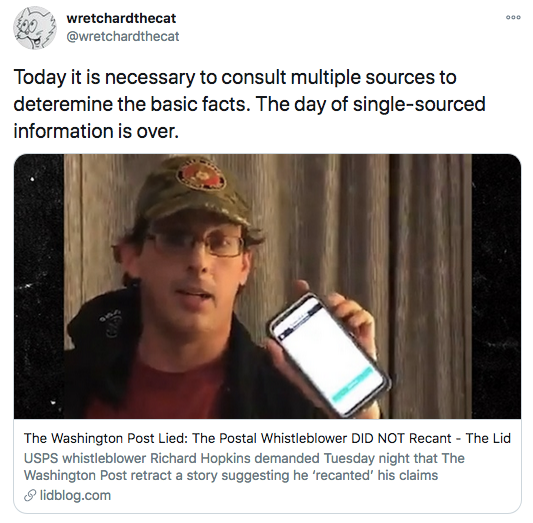 Post story tweet