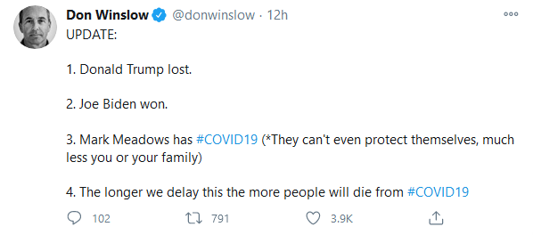 Winslow tweet