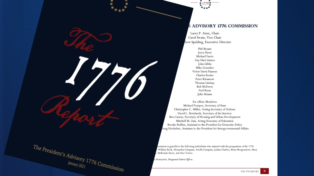 1776 report
