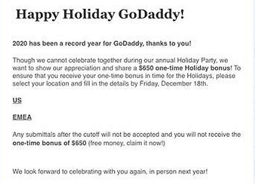 Go Daddy 2