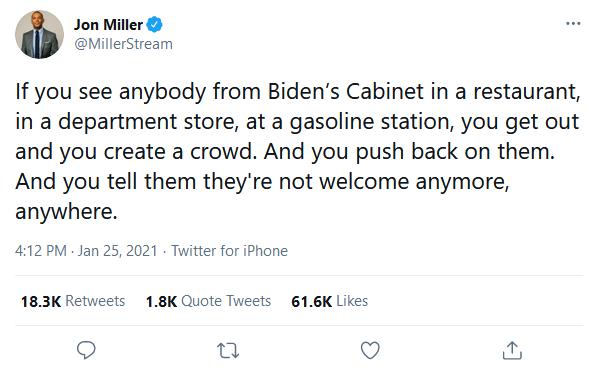 Ironic Tweet