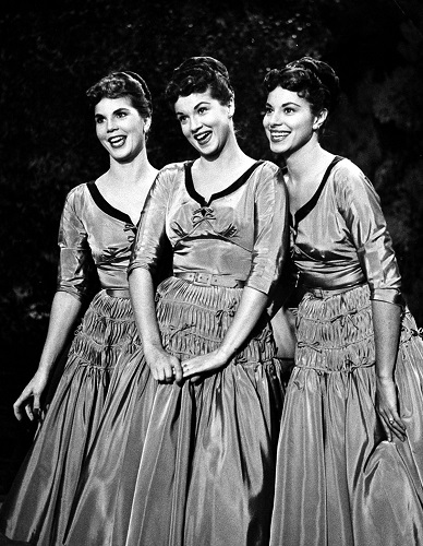 McGuire Sisisters