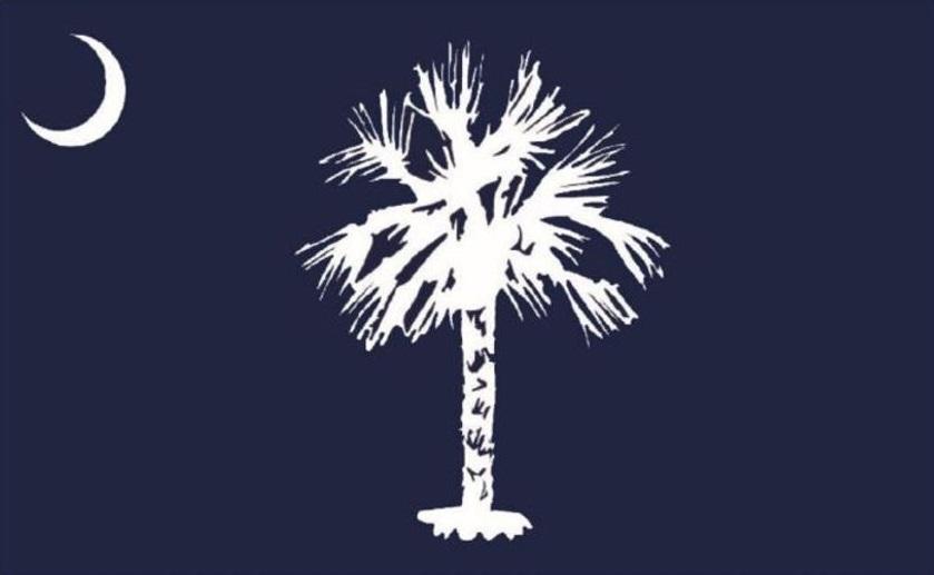 SC flag design