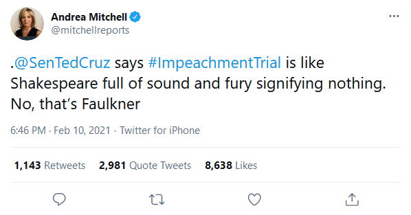 Mtchell tweet