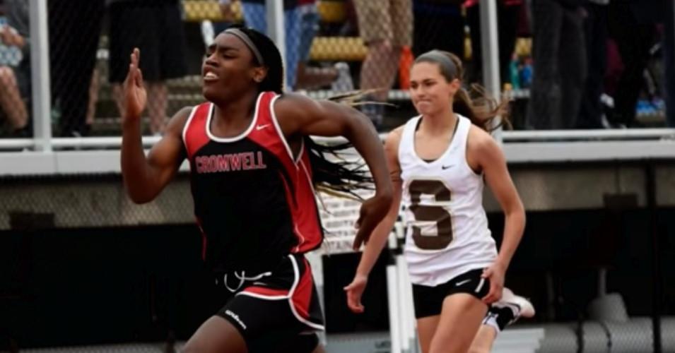 Transgender runner