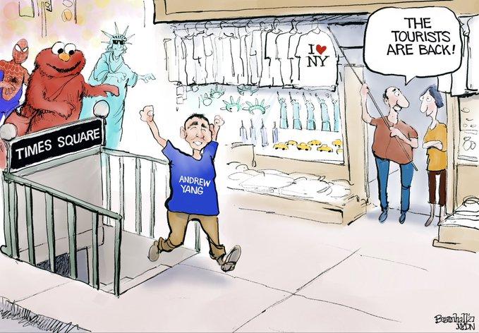 Yang cartoon