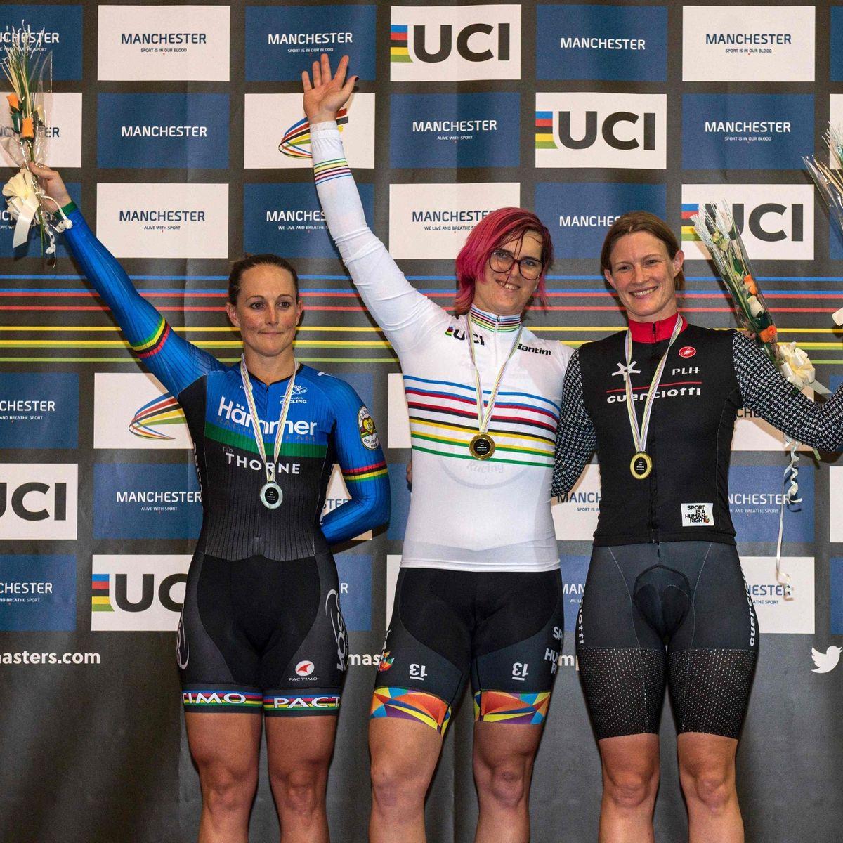 Cycling trans
