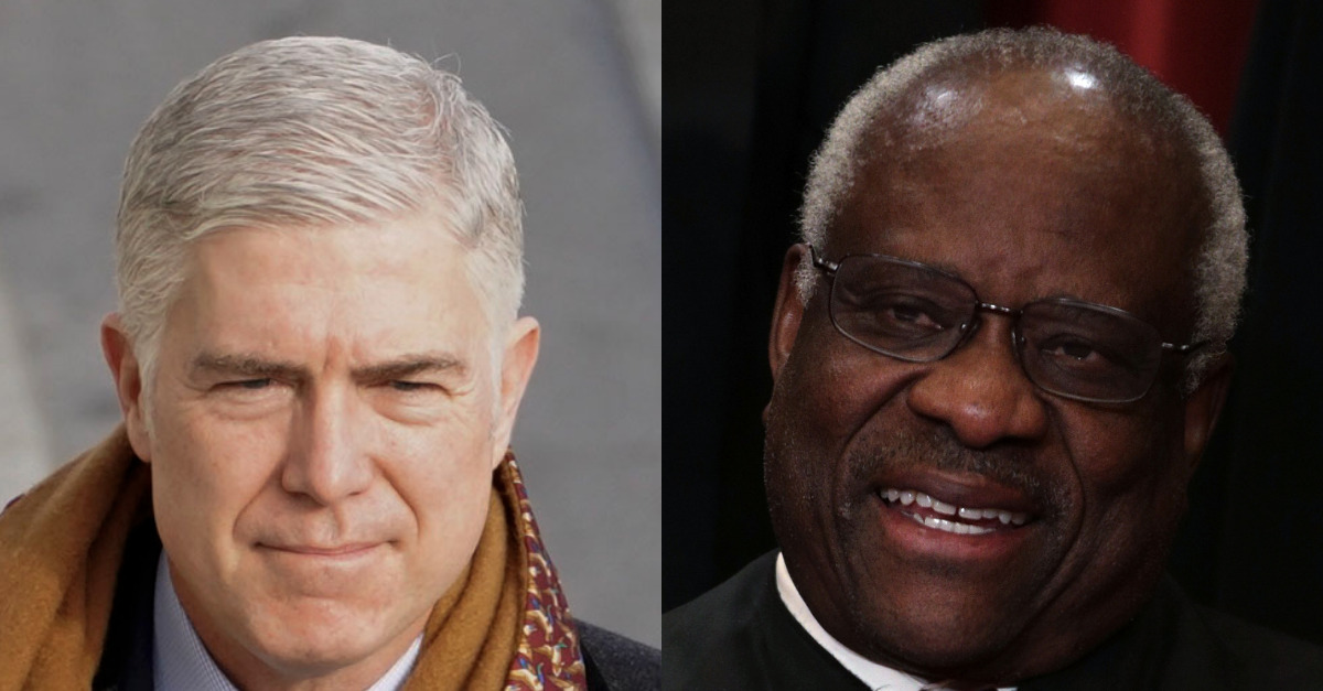 Gorsuch-and-Thomas