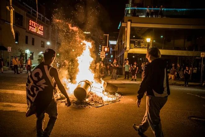 Smith riots