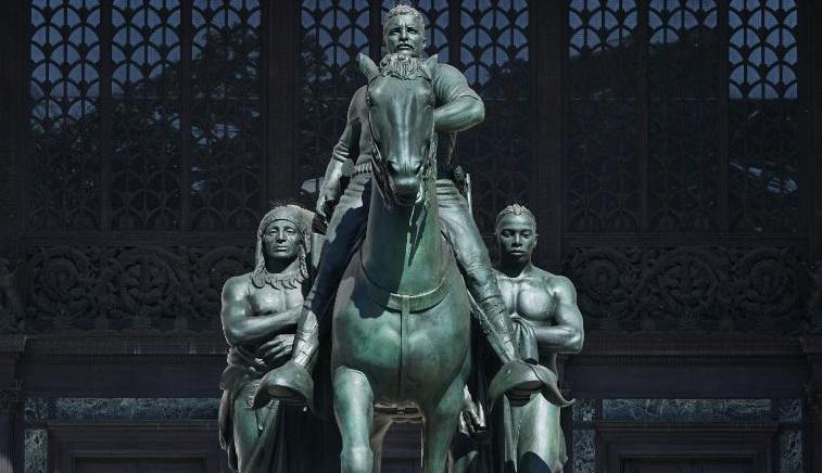TR statue