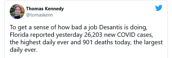 Avtivist tweet Fla