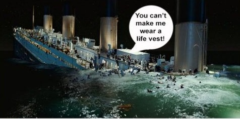 Titanic Covid