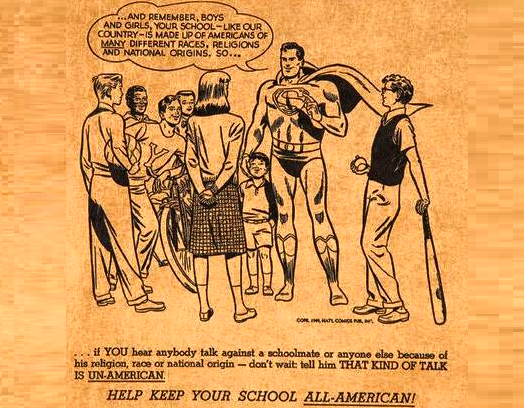 Superman all-American
