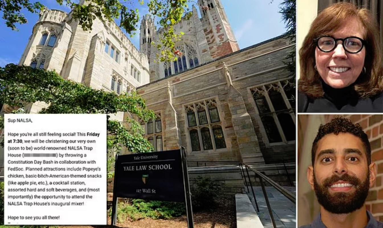 Yale intimidation